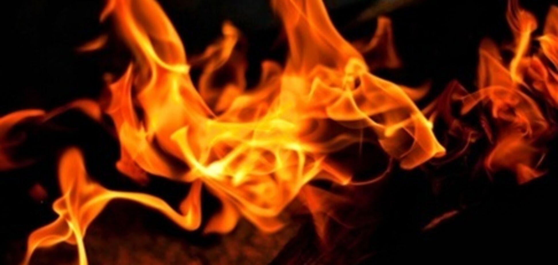 В Одессе 9 пожарных отделений тушили 4 дома