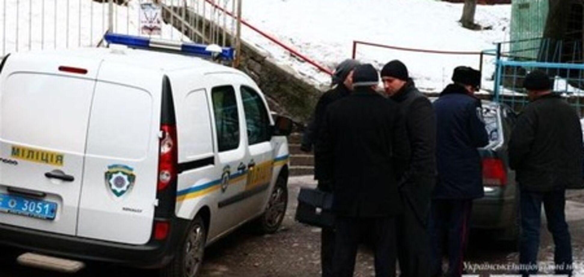 Рабиновича хотели напугать взрывом, а не убить. Видео
