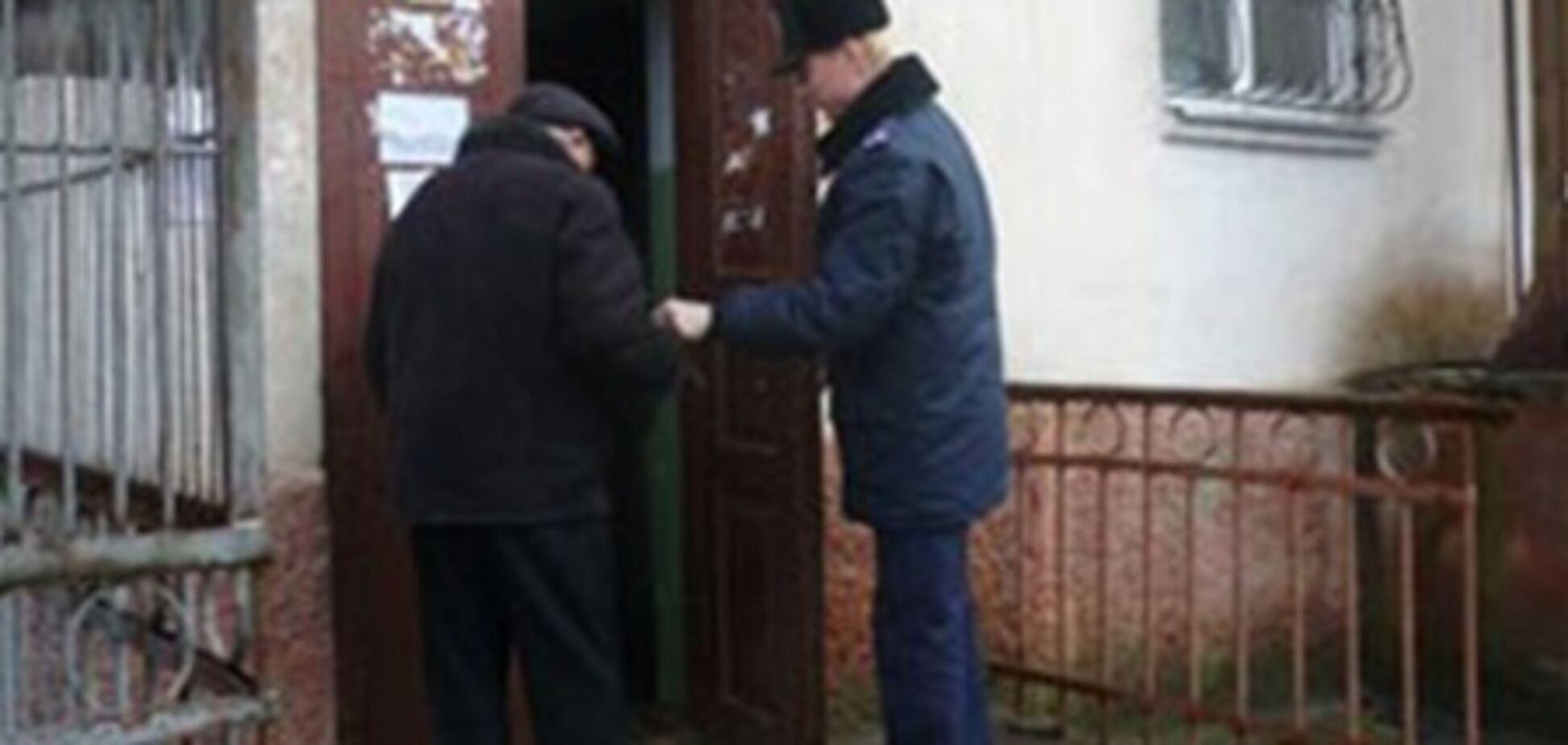 Телефонная книга убитого мэра Симеиза удивила милиционеров