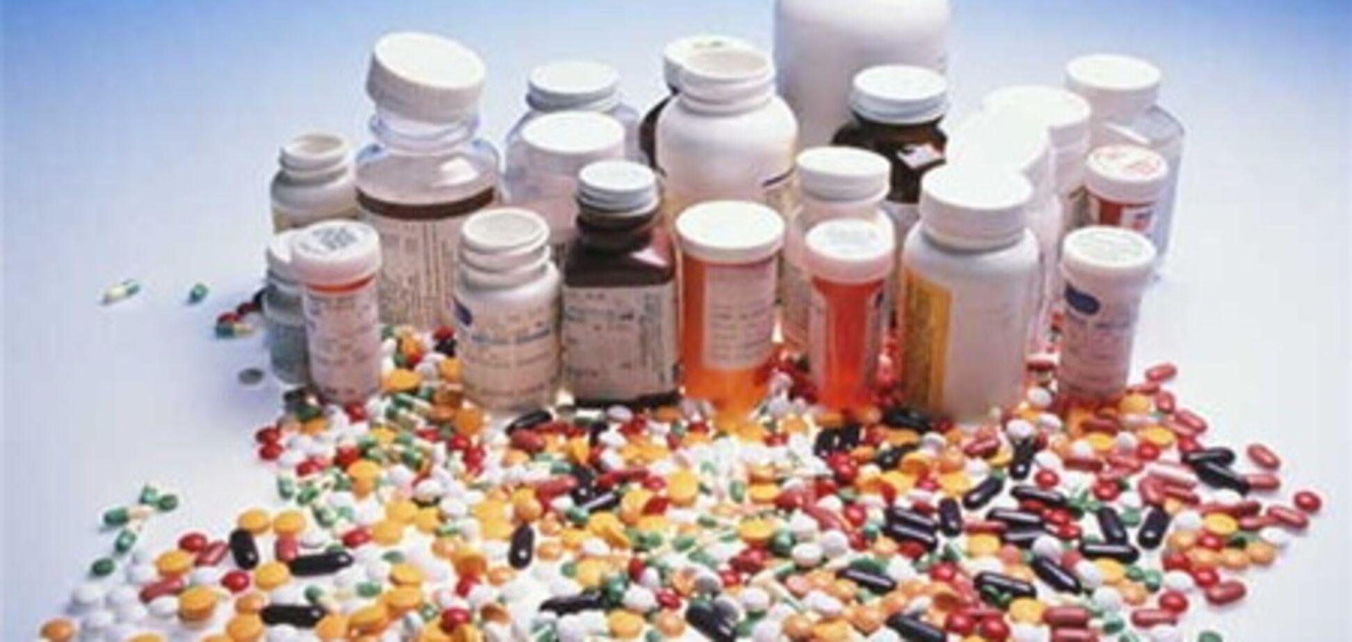 В украинские аптеки завезли поддельный антигриппозный препарат