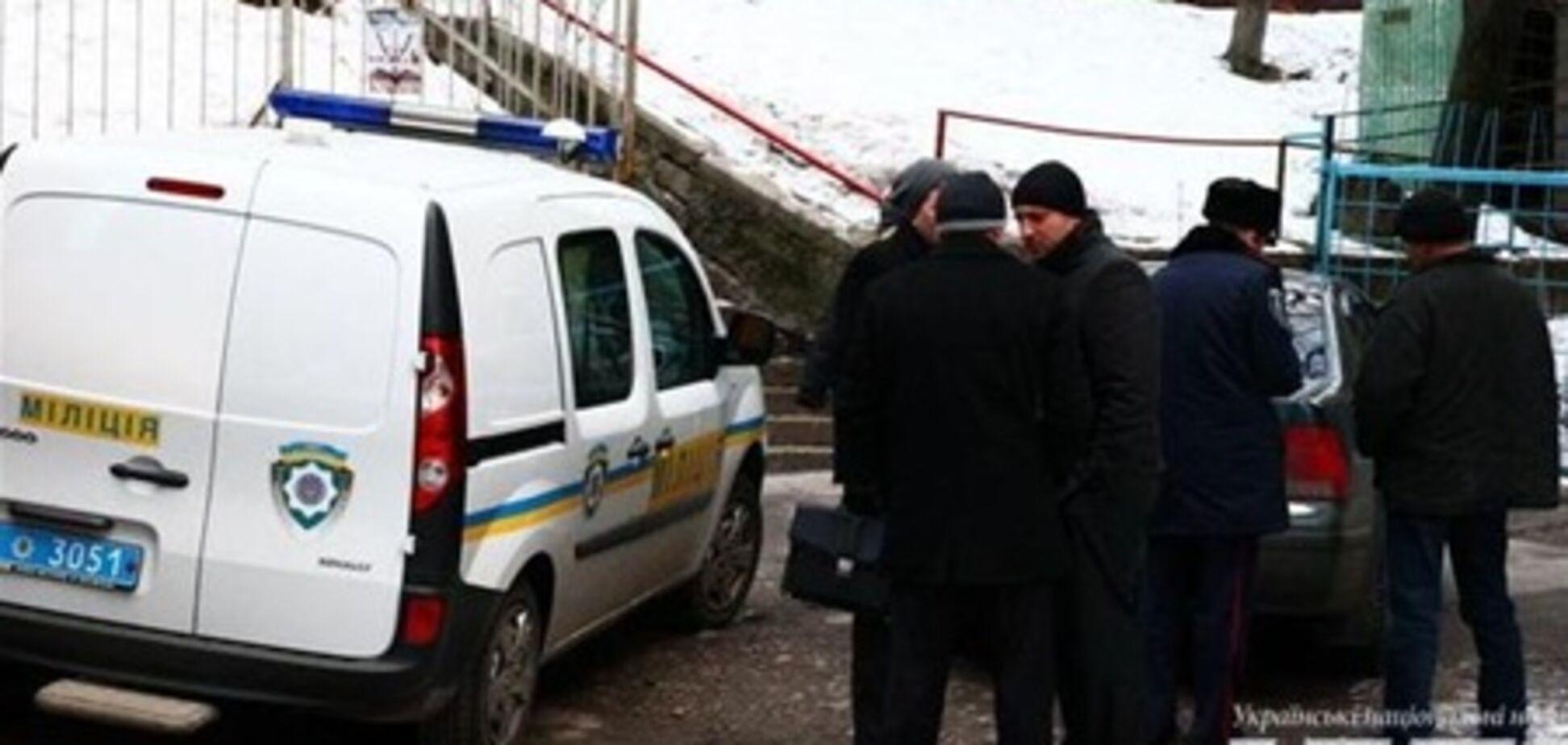 Взрыв автомобиля в Киеве: пострадал только 'Лексус'