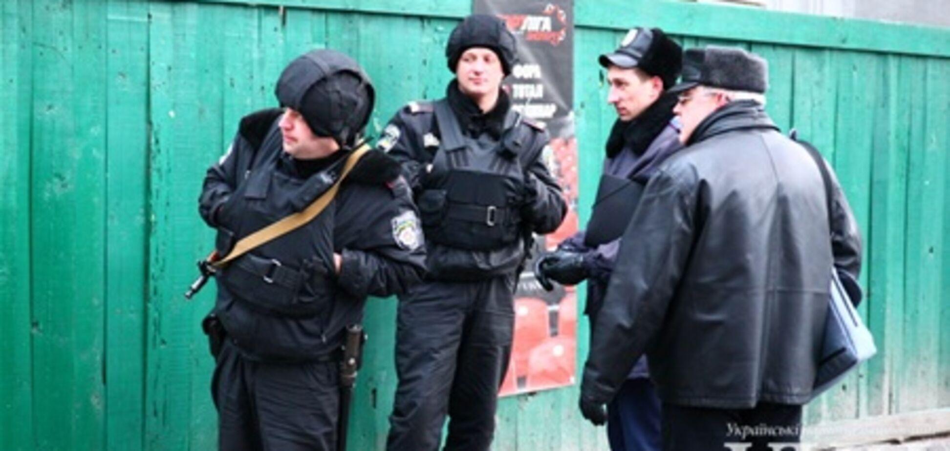 МВД: пострадал только 'Лексус' Рабиновича