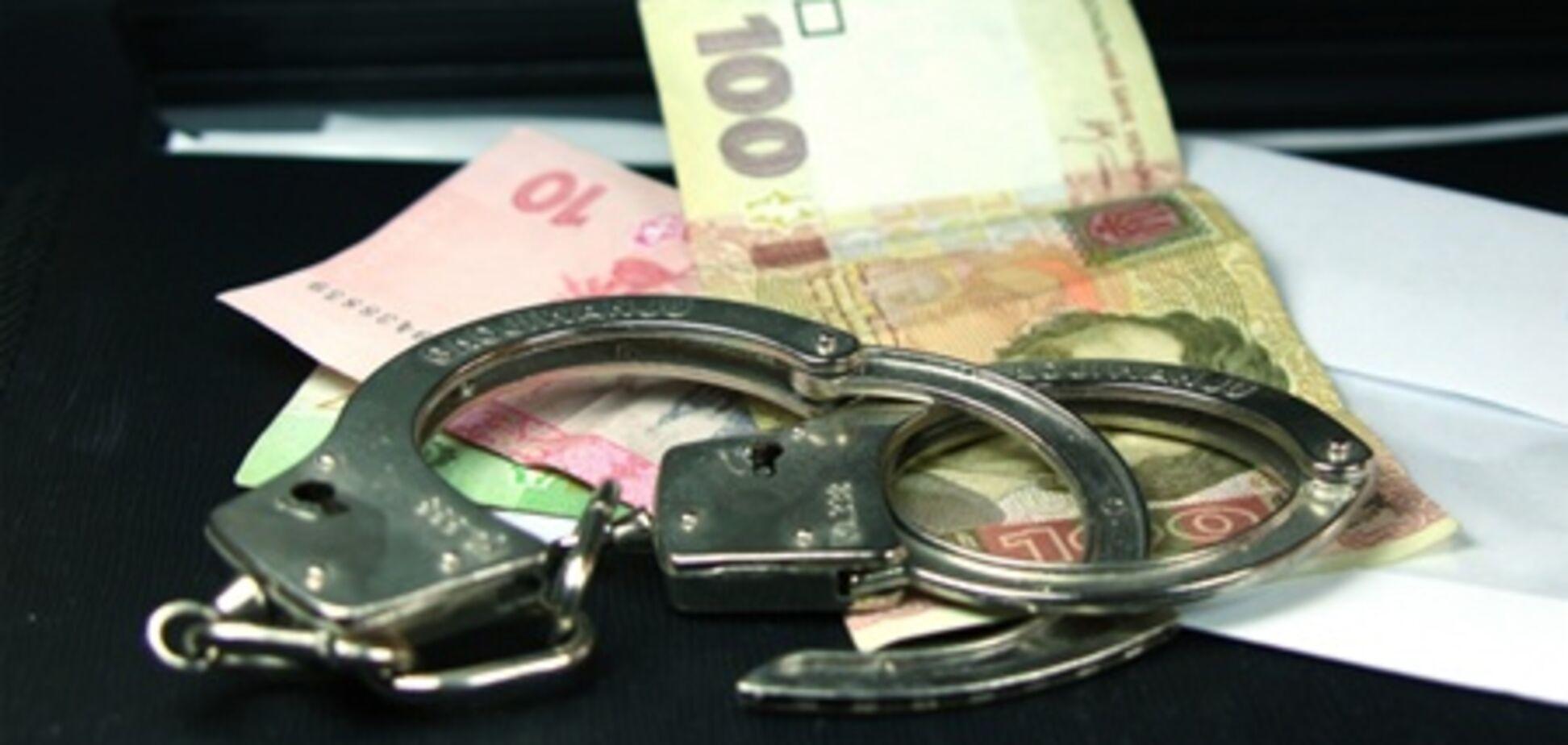 Бывшему главе РГА за взятку дали 9 лет тюрьмы