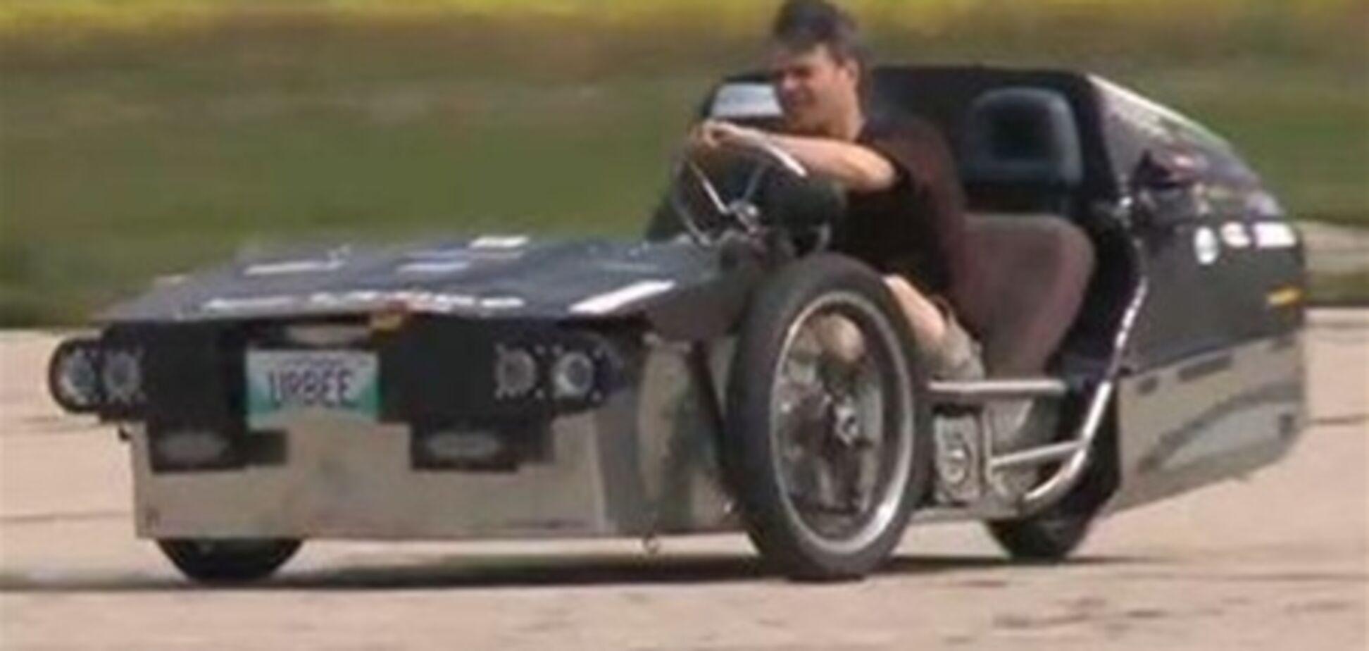 Представлен автомобиль, напечатанный на 3D-принтере. Видео