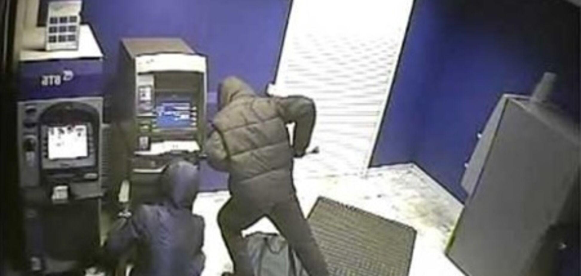 На Одесщине ограбили банкомат 'Приватбанка'