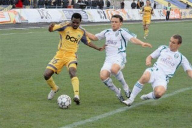 футболе украинском договорные матчи