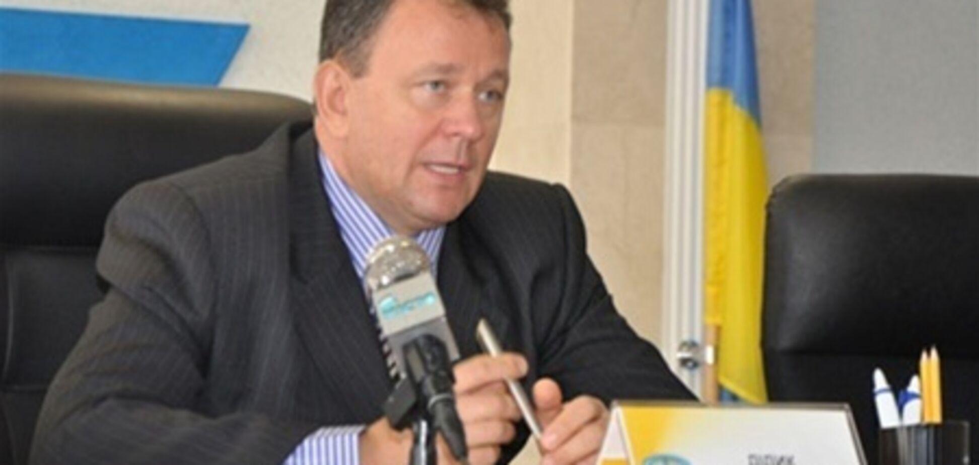 Начальник милиции Полтавы уволен из-за наркотиков