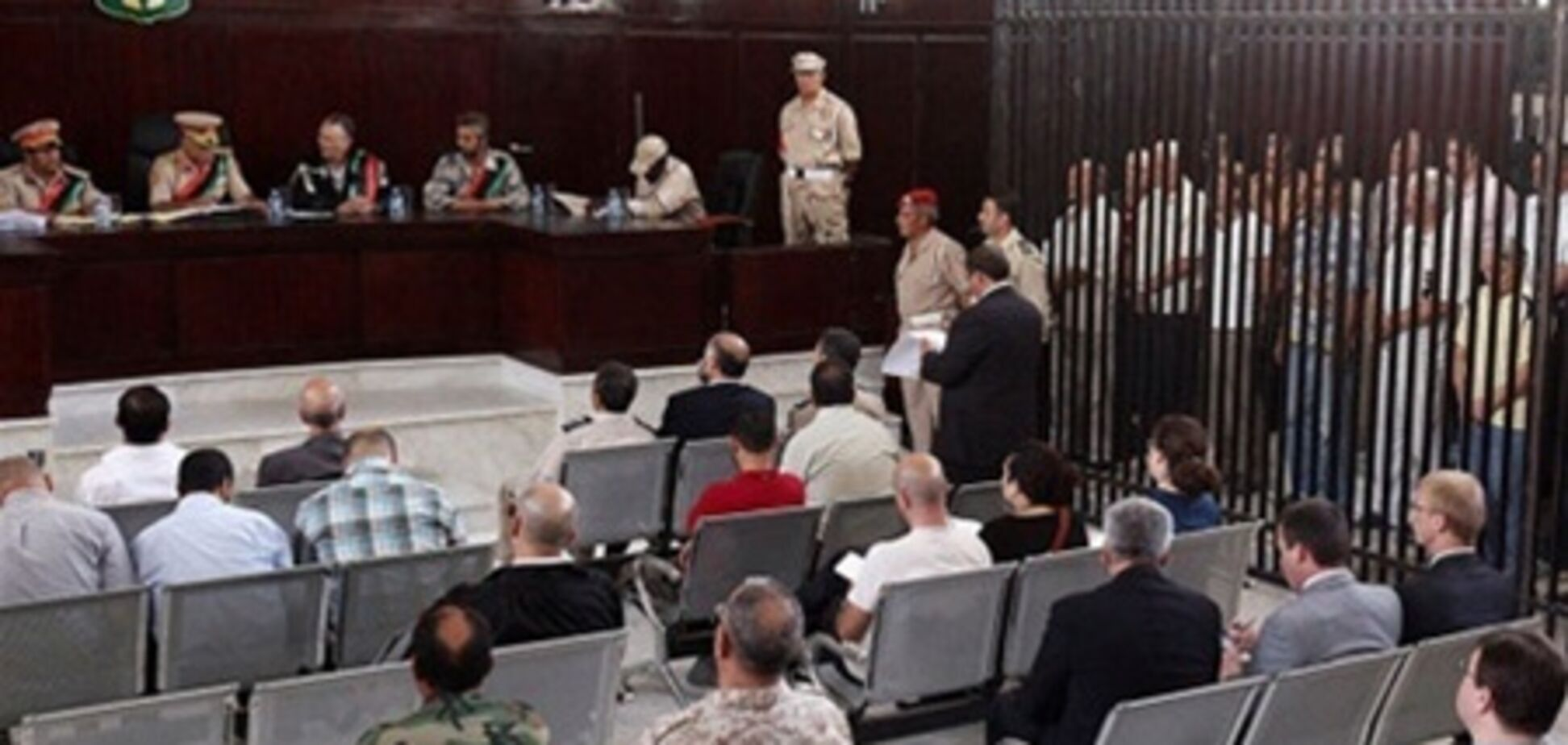 Суд Ливии рассмотрит апелляцию украинских 'пособников' Каддафи
