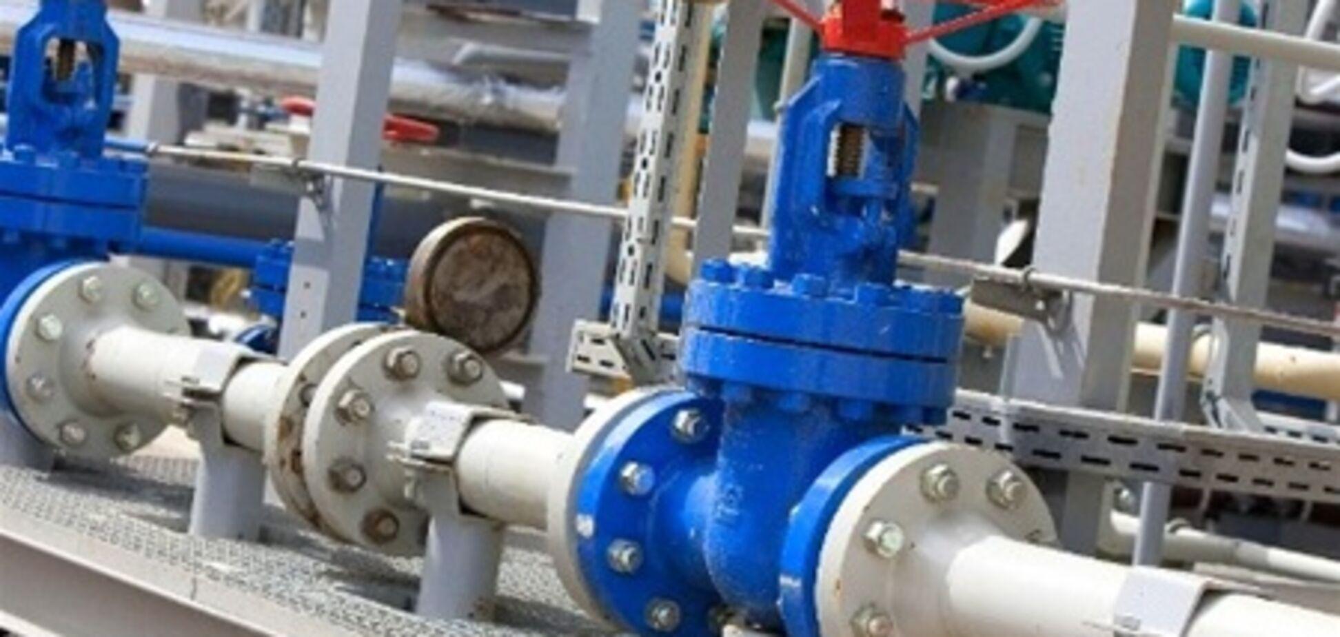 Украина за три месяца импортировала газа на $3,1 млрд