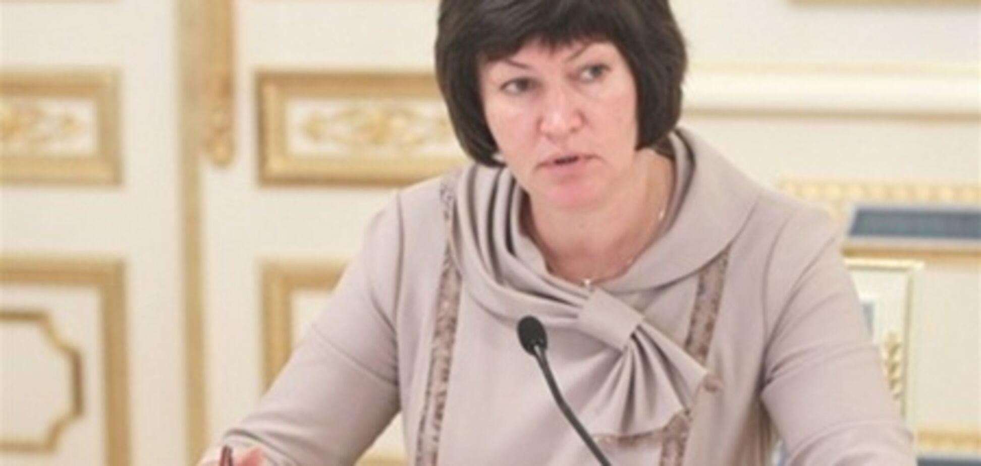 Акимова: Украина может погасить долги и без МВФ