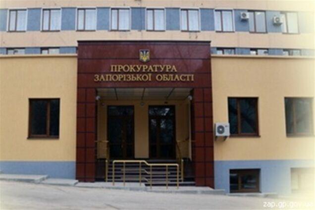 Прокуратура Запоріжжя відкрила кримінальне провадження за фактом перешкоджання журналістській діяльності з боку депутата від