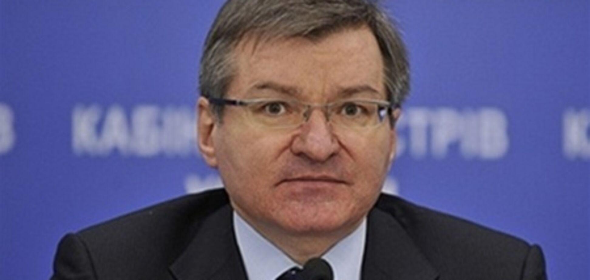 Прибалтійський експерт: євроінтеграцію гальмує Немиря