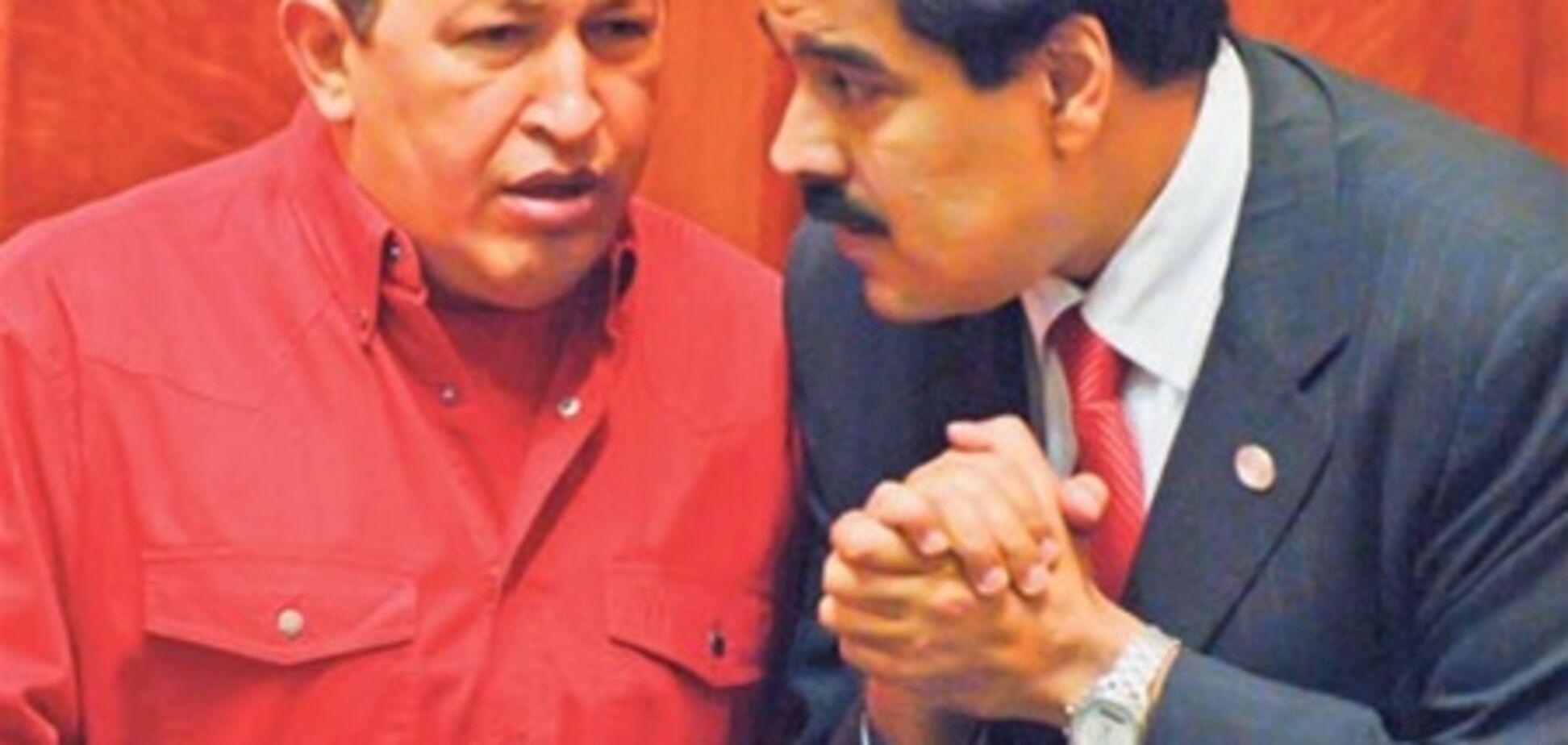 Второй после Чавеса