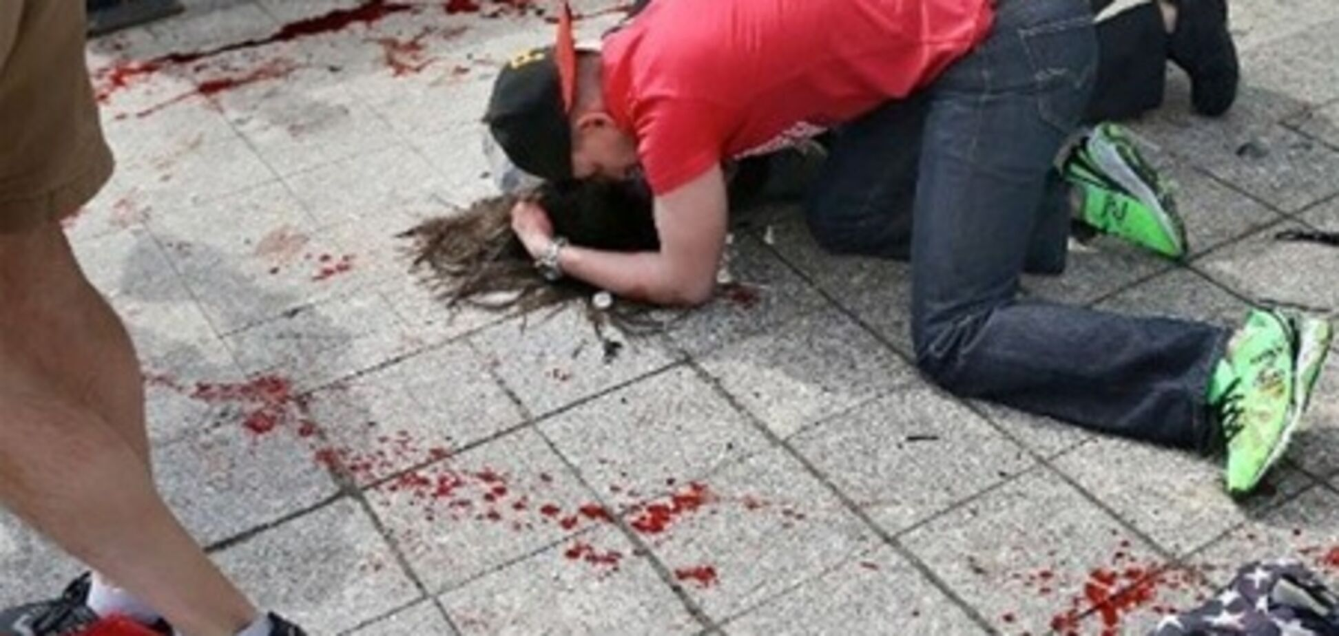 Бостонский теракт. Хроника