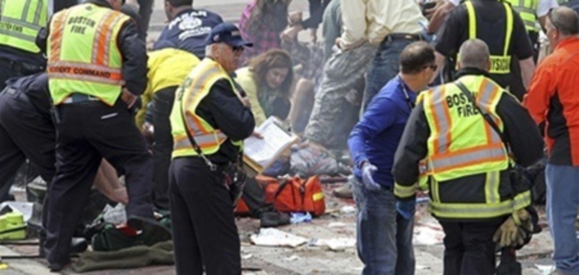 Бостонский теракт. Версии
