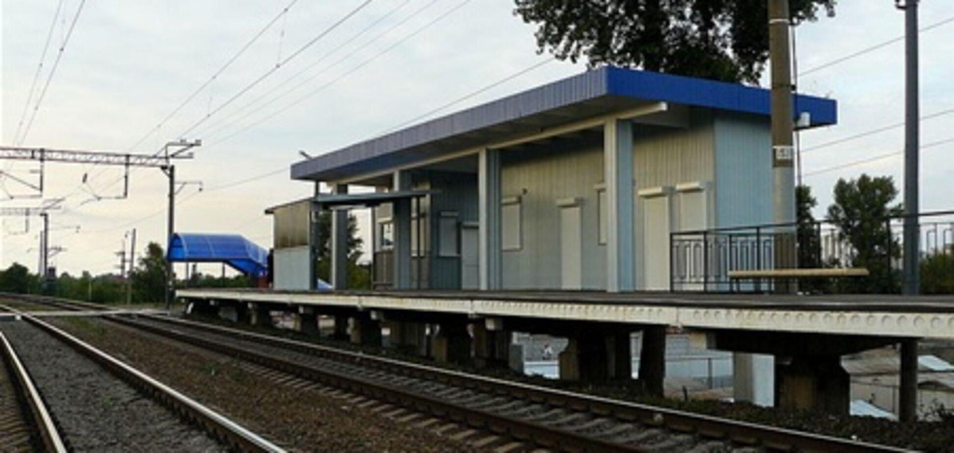 Киевлянам добавят электричек и откроют две станции