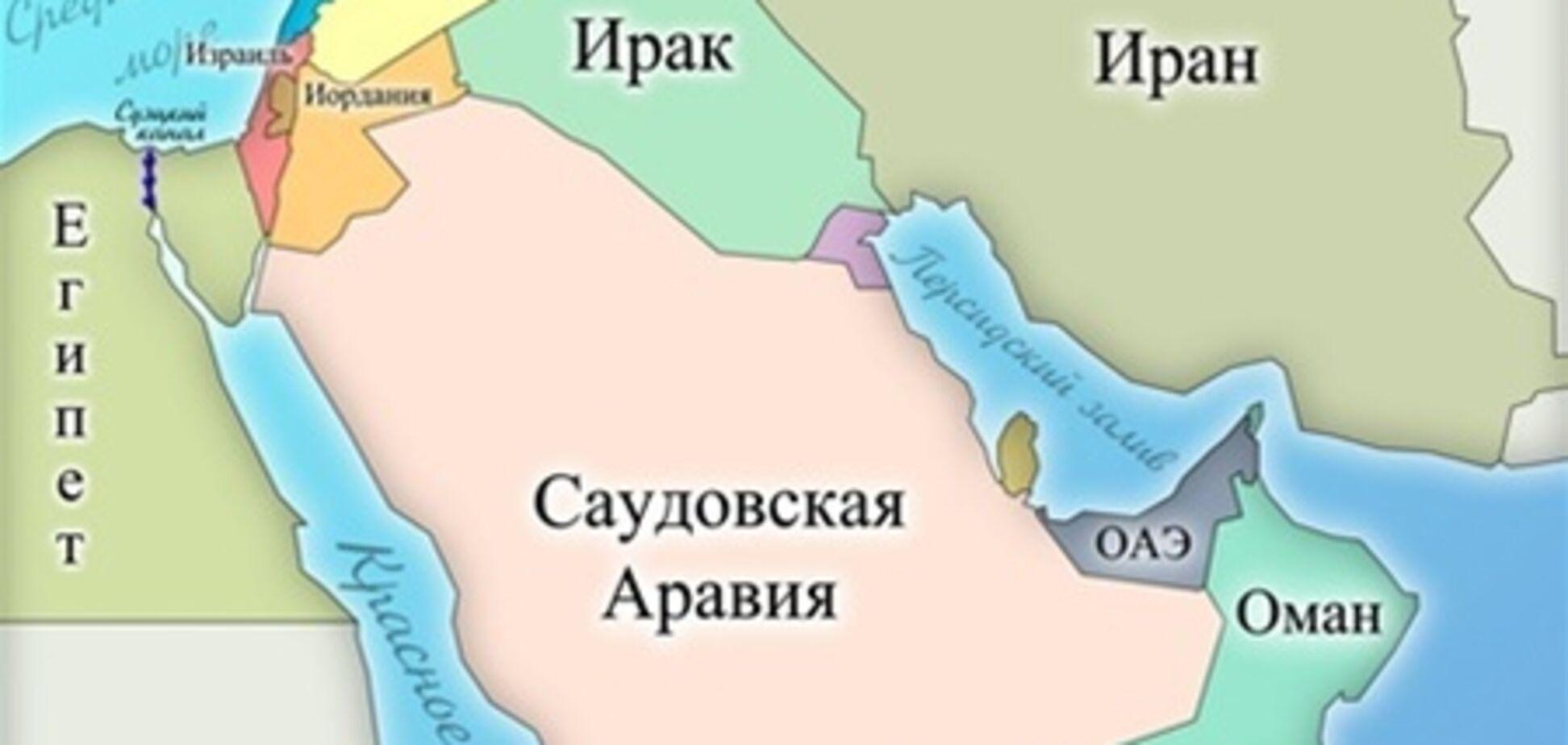 Ближневосточный синдром