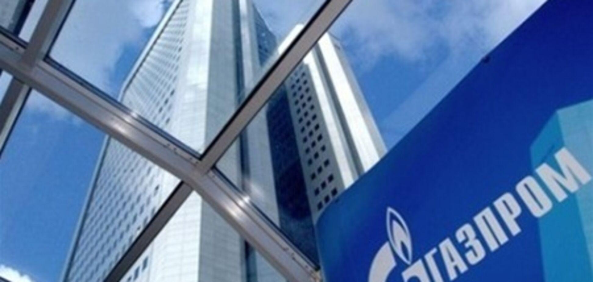 'Газпром' стал дешевле $100 млрд