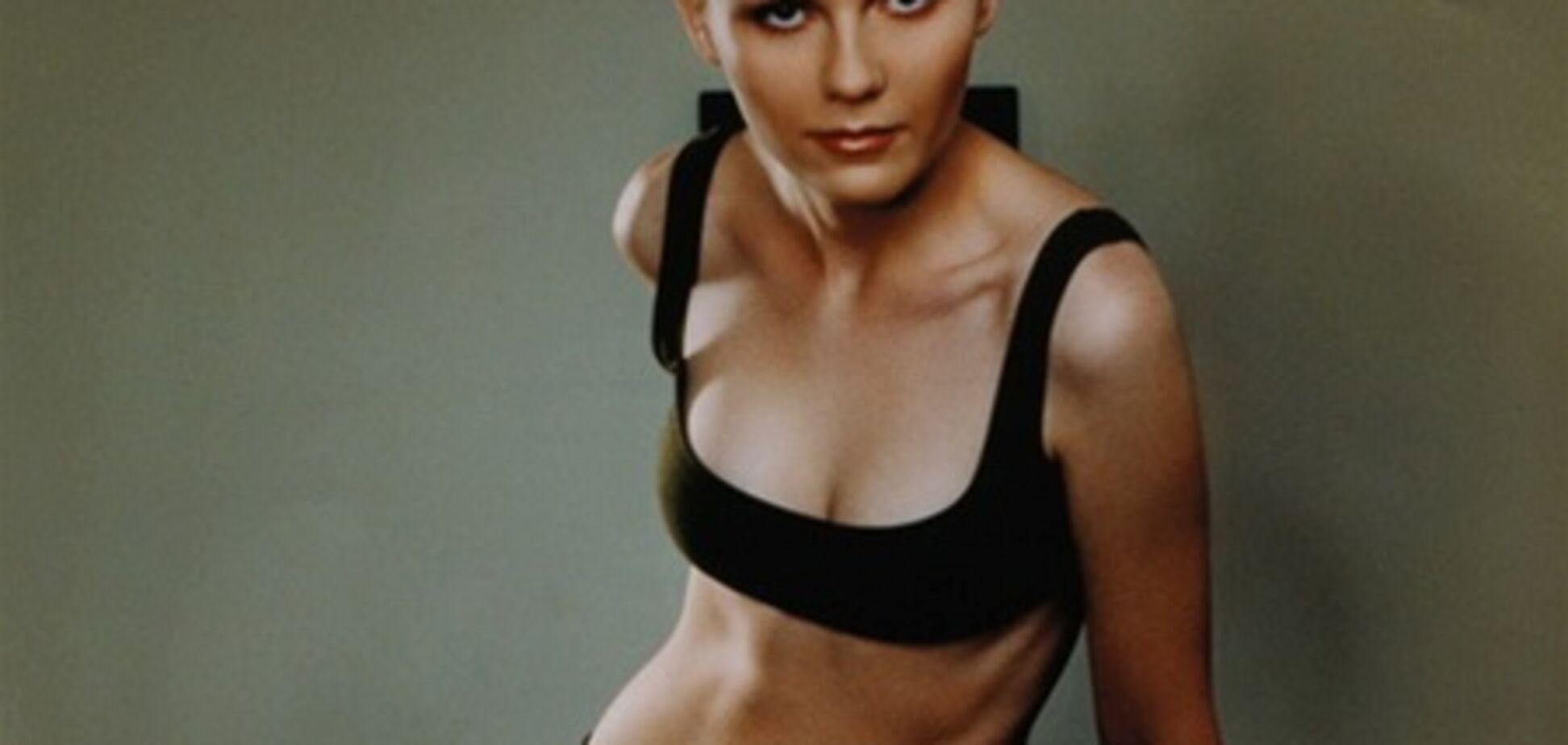 Кирстен Данст изображает брутальный секс: год 1999