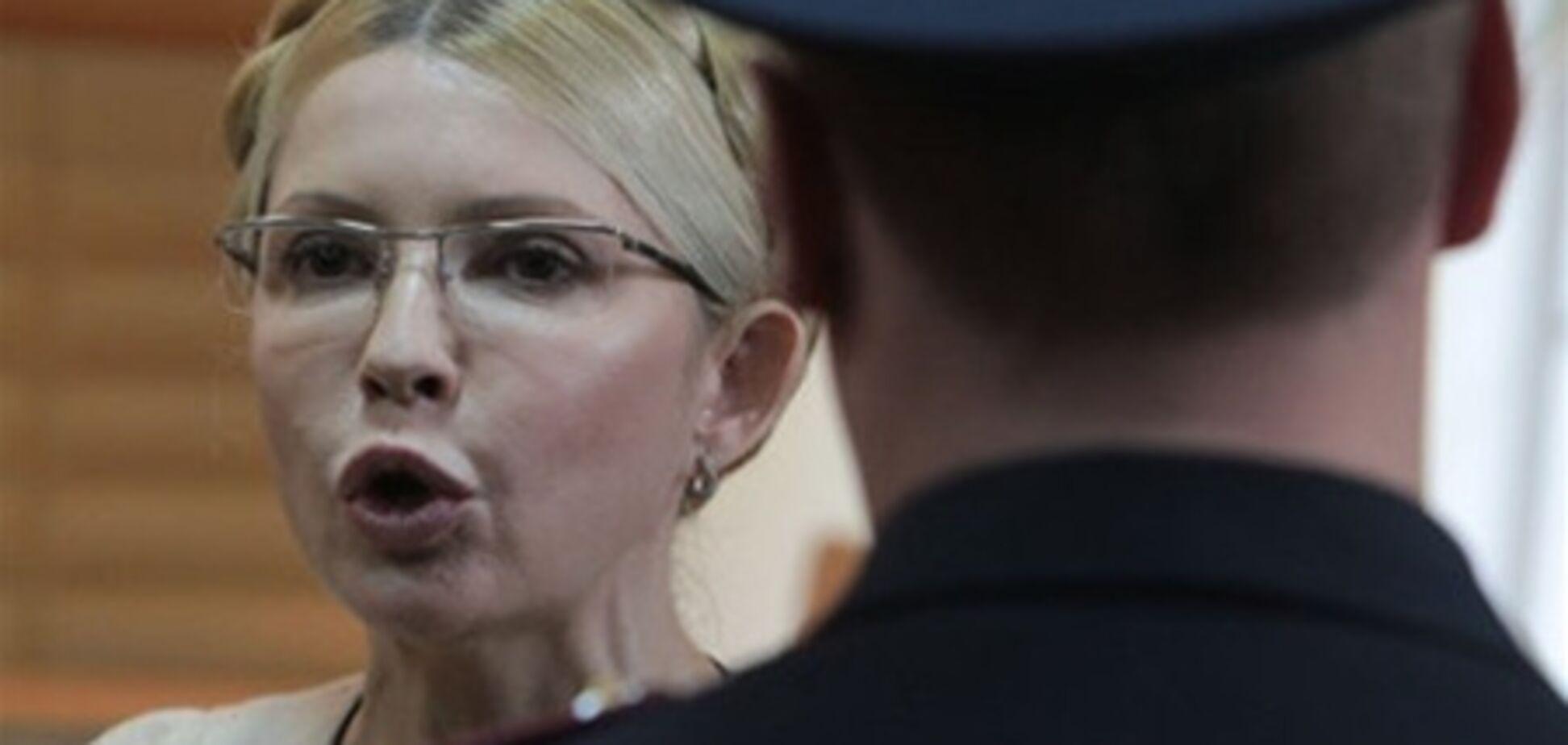 Европейский суд установил, что Тимошенко не пытали