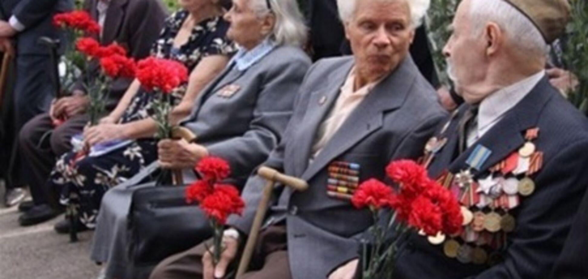 В Украине с 1 мая вырастут пенсии ветеранов ВОВ