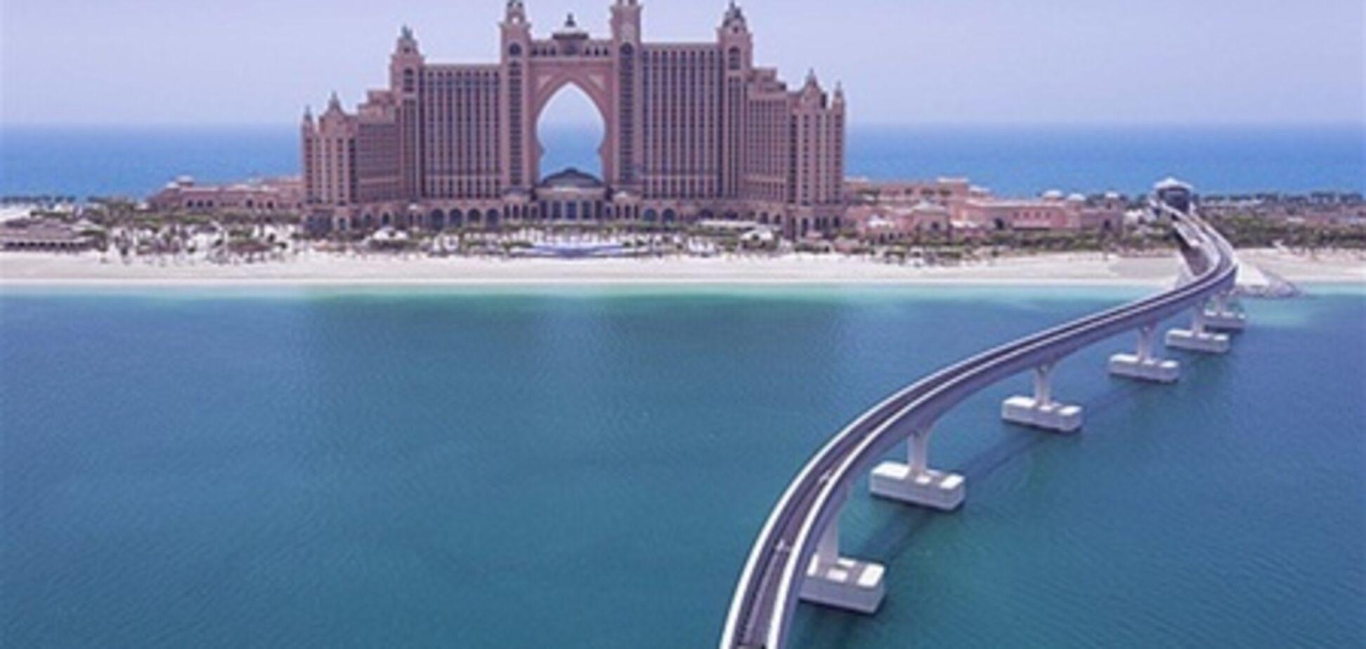 В ОАЭ построят крупнейший парк развлечений