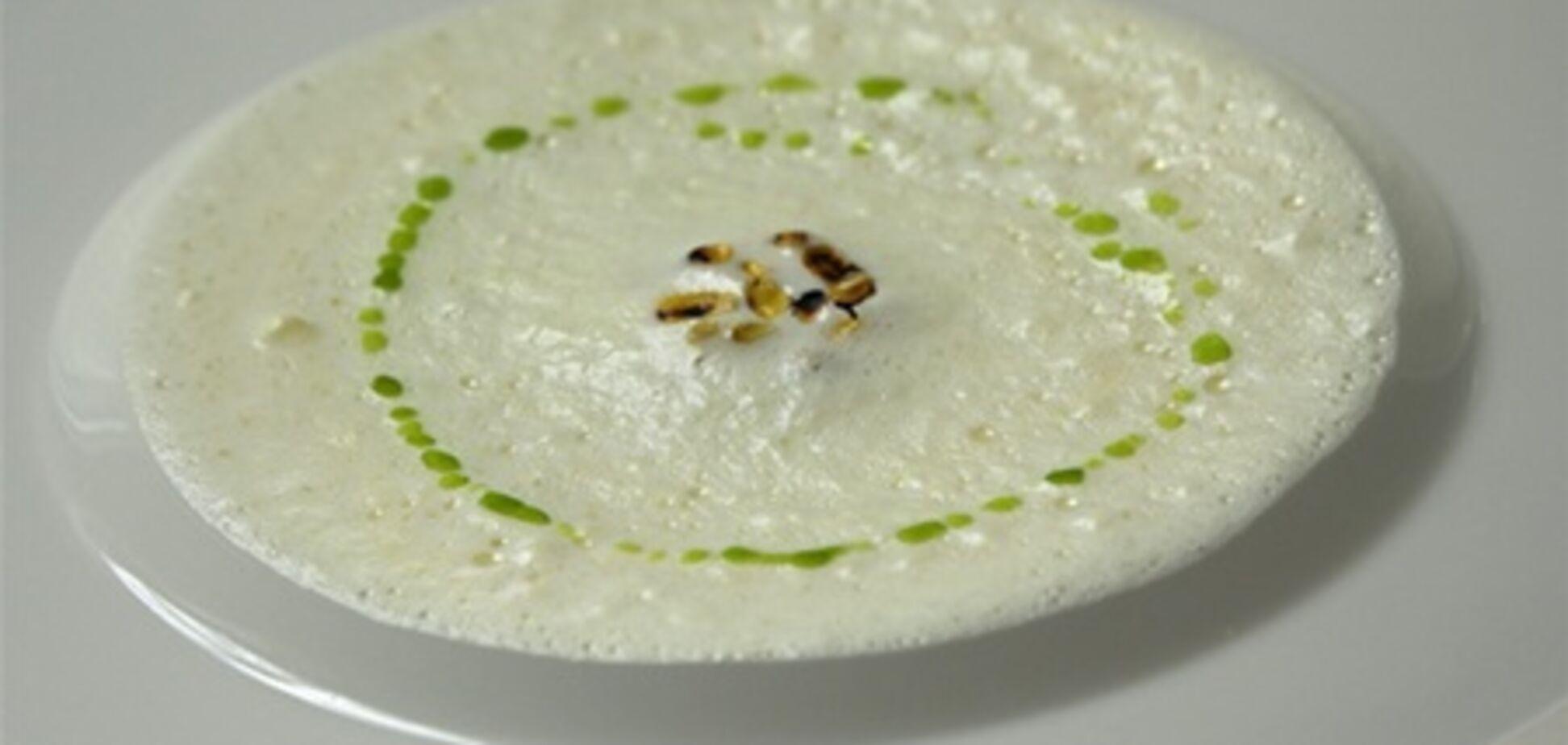 Кукурузное капучино