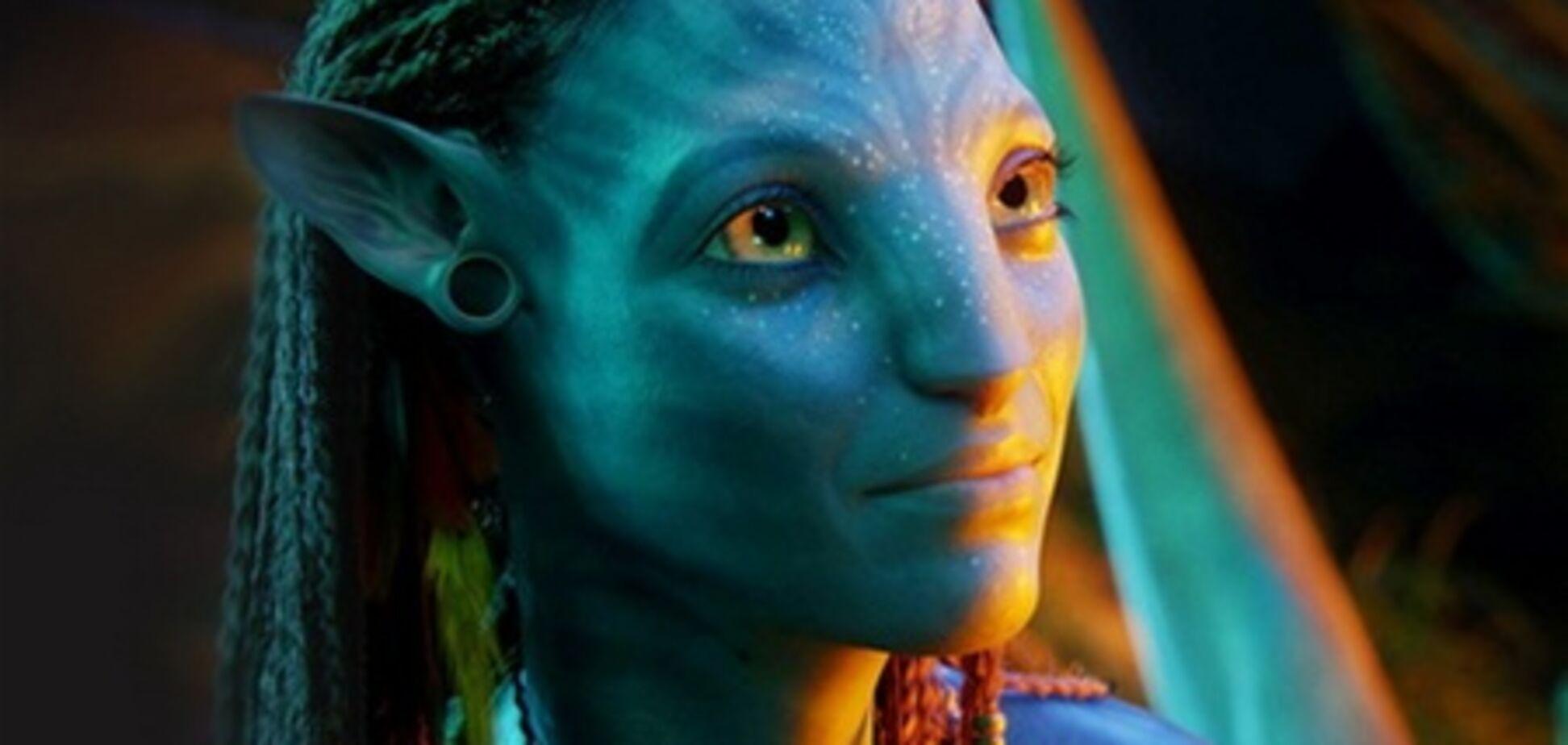 Звезда 'Аватара' перекрасится из синего в зеленый