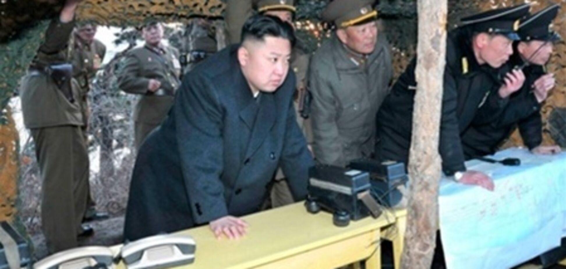 Северокорейская угроза