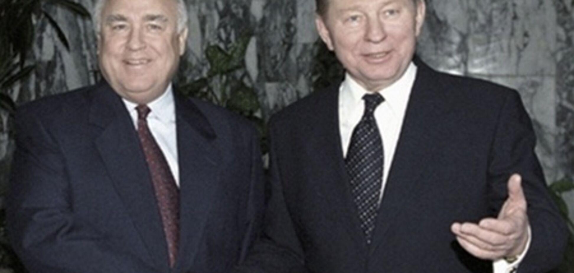 Черномирдін про Кучму: ми не крутилися, як вареники в сметані