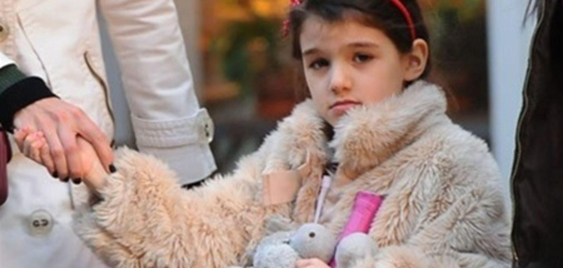 Дочь Тома Круза станет дизайнером с окладом в $1,5 млн