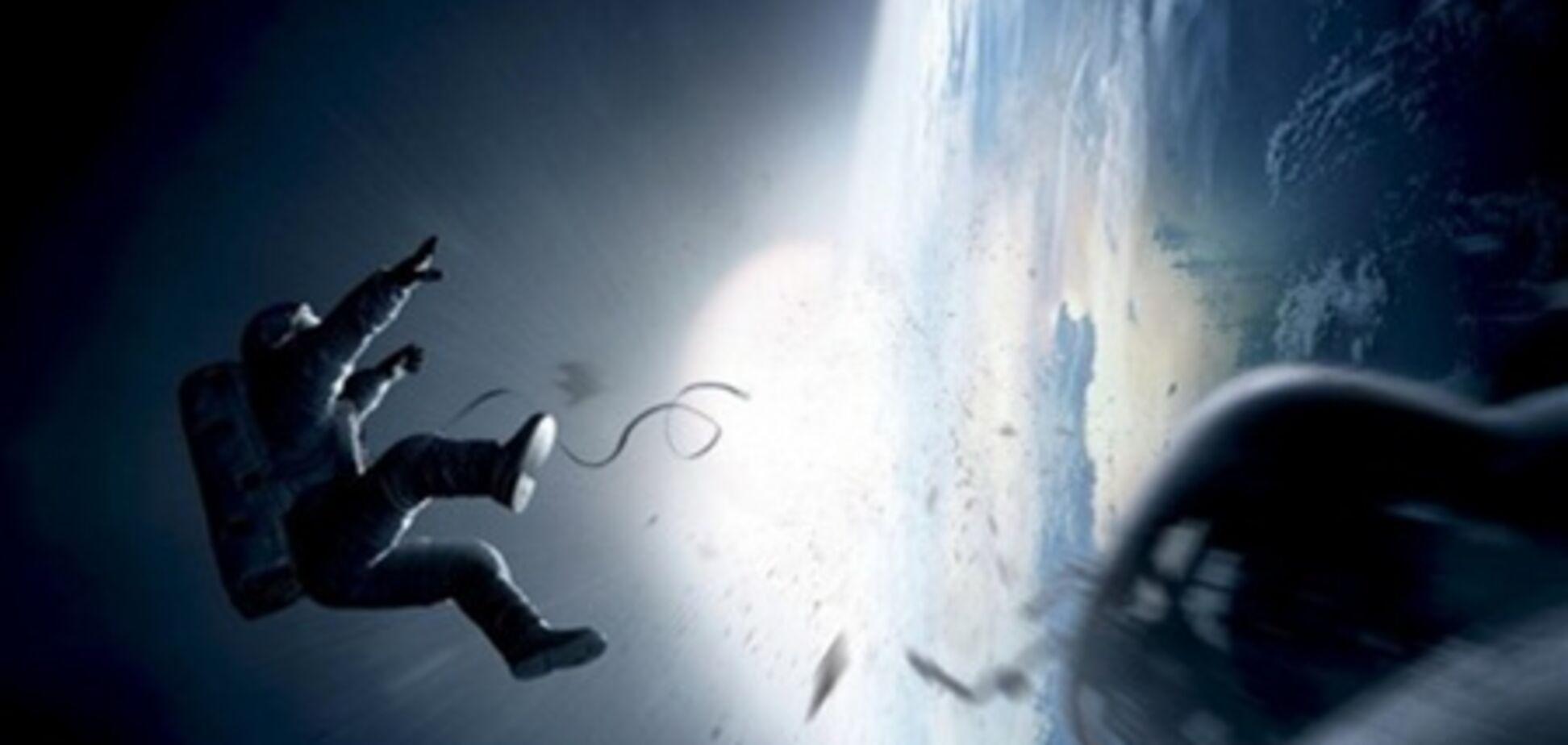 'Гравитация' с Джорджем Клуни и Сандрой Баллок