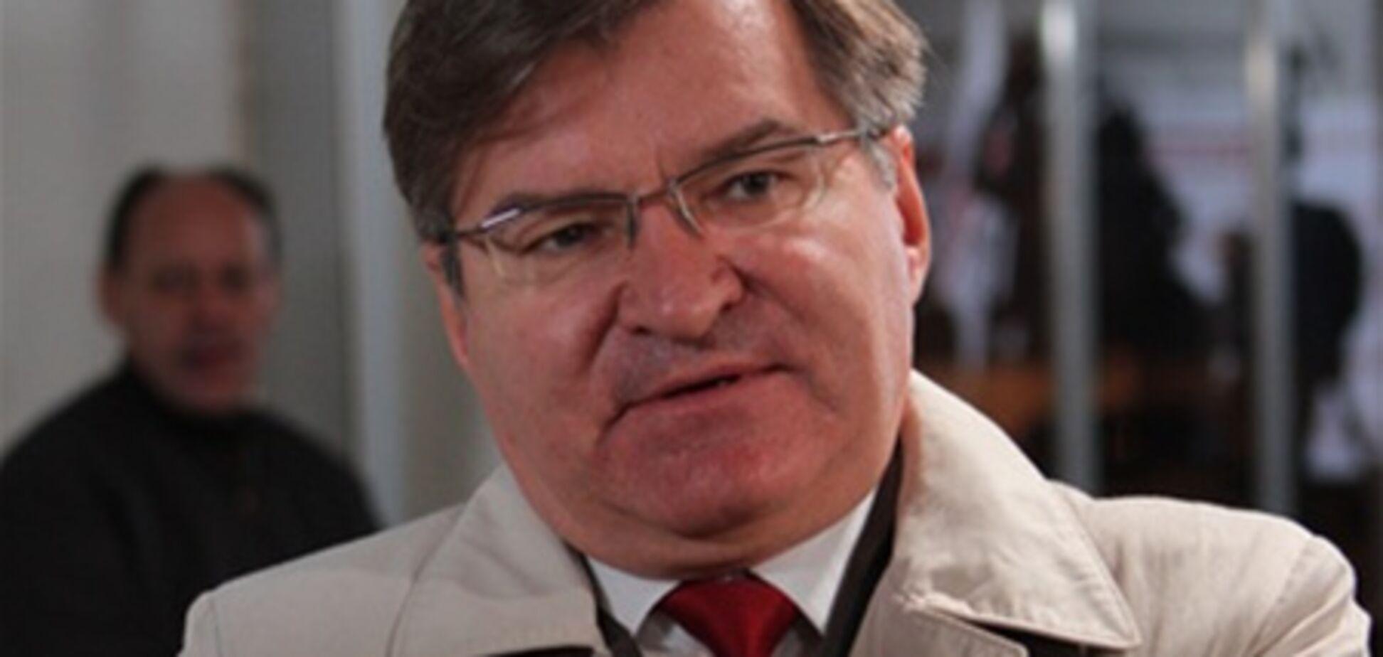 Немецкие журналисты рассказали о том, что делал Немыря в Европе