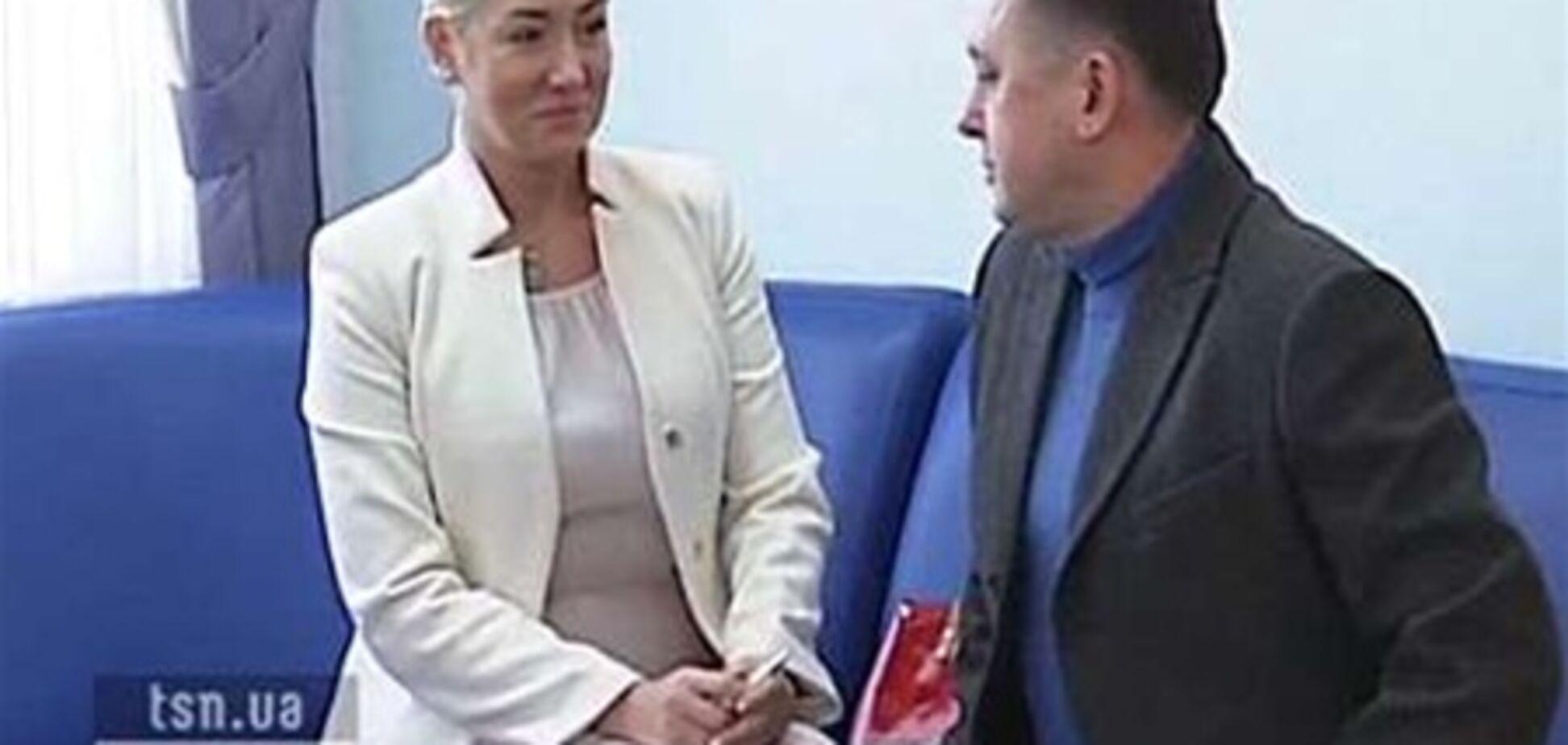 Розинская: у Мельниченко подозревают инсульт