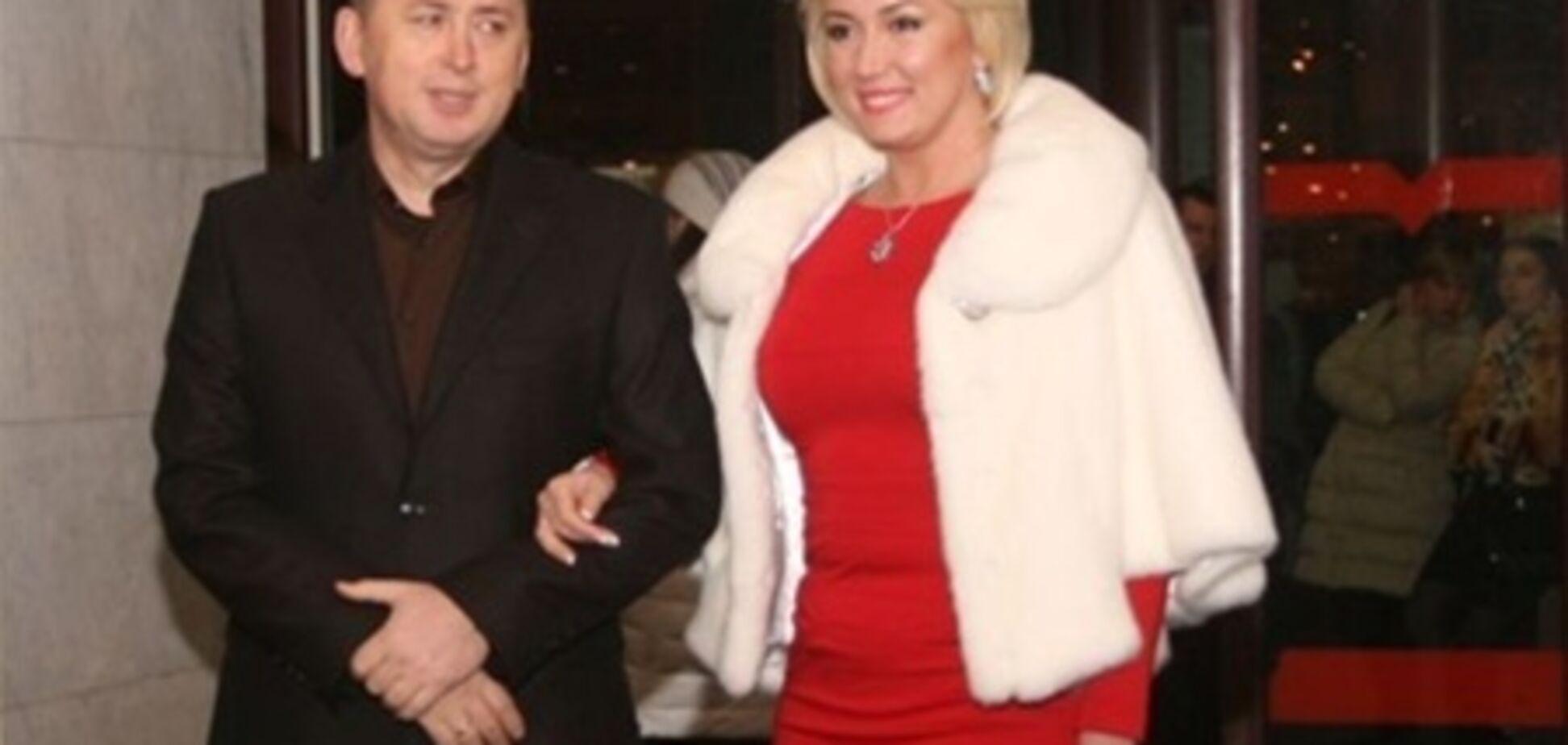 Розинська під час скандалу прокричала, що вагітна. Відео