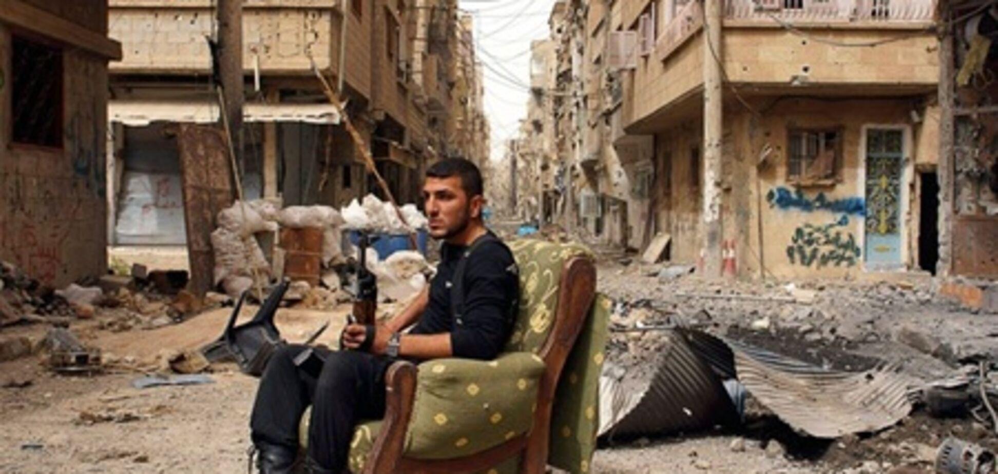 Конец Сирии
