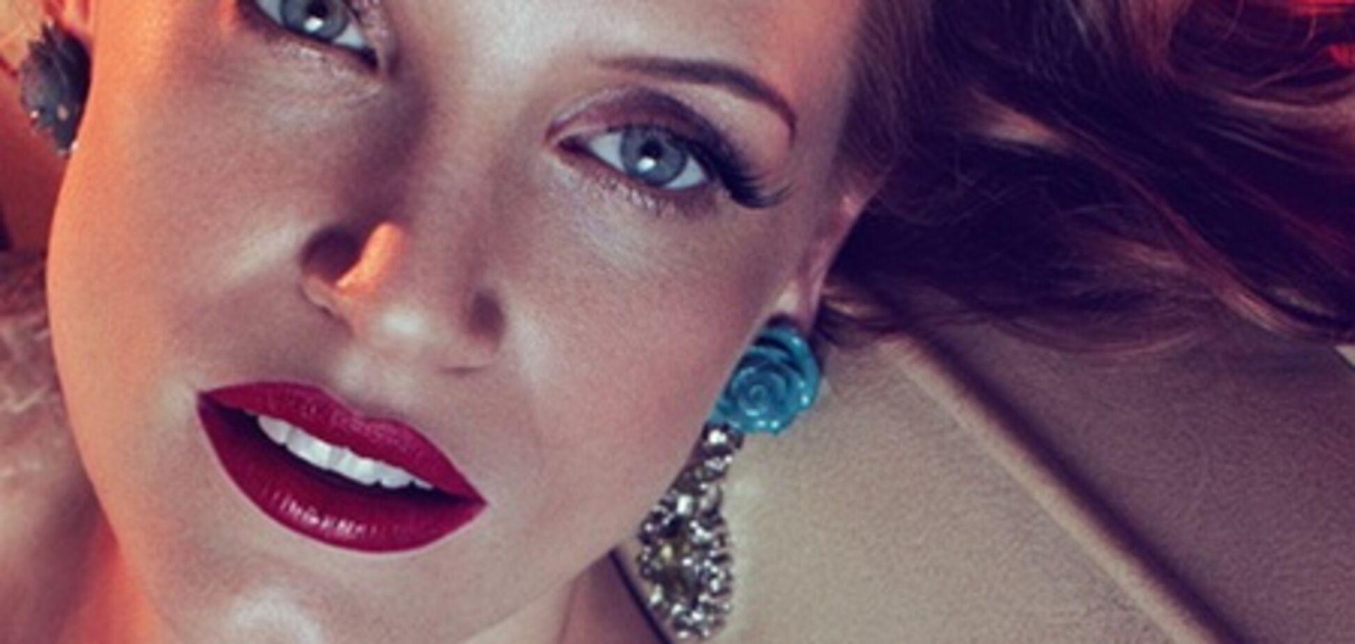 Огненная Джессика Честейн: красота, от которой не оторваться