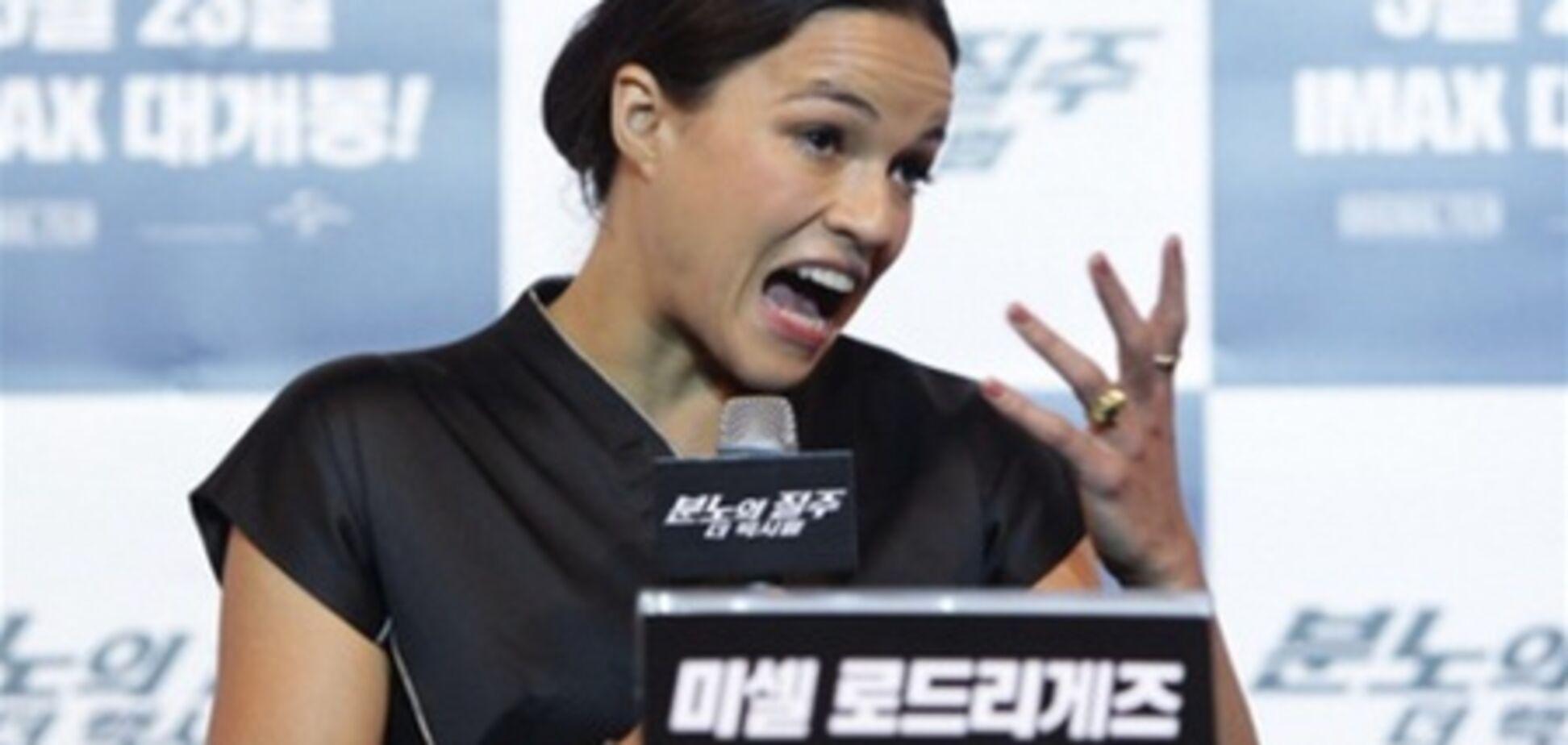 Шестой 'Форсаж' в Корее: наряды и гримасы