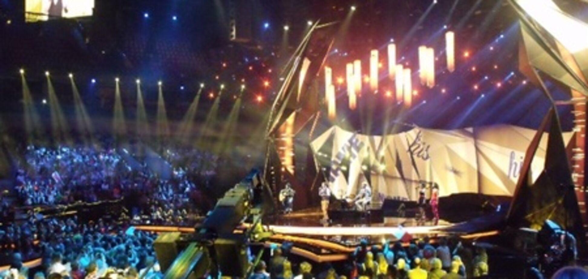 Блог Евровидения. То, чего вы никогда не увидите по ТВ. Закулисье