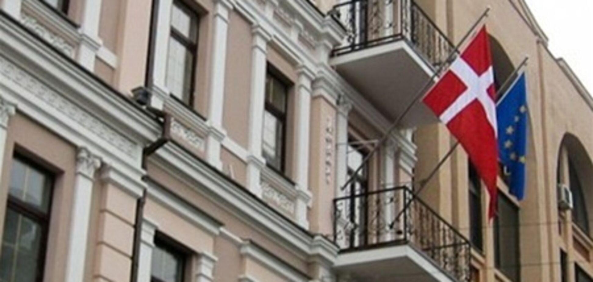 Посольство Дании опасается за своих граждан в Киеве 18 мая
