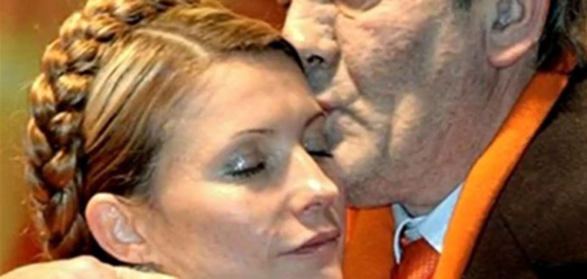 В Интернете появился клип 'Океана Эльзы' о Тимошенко