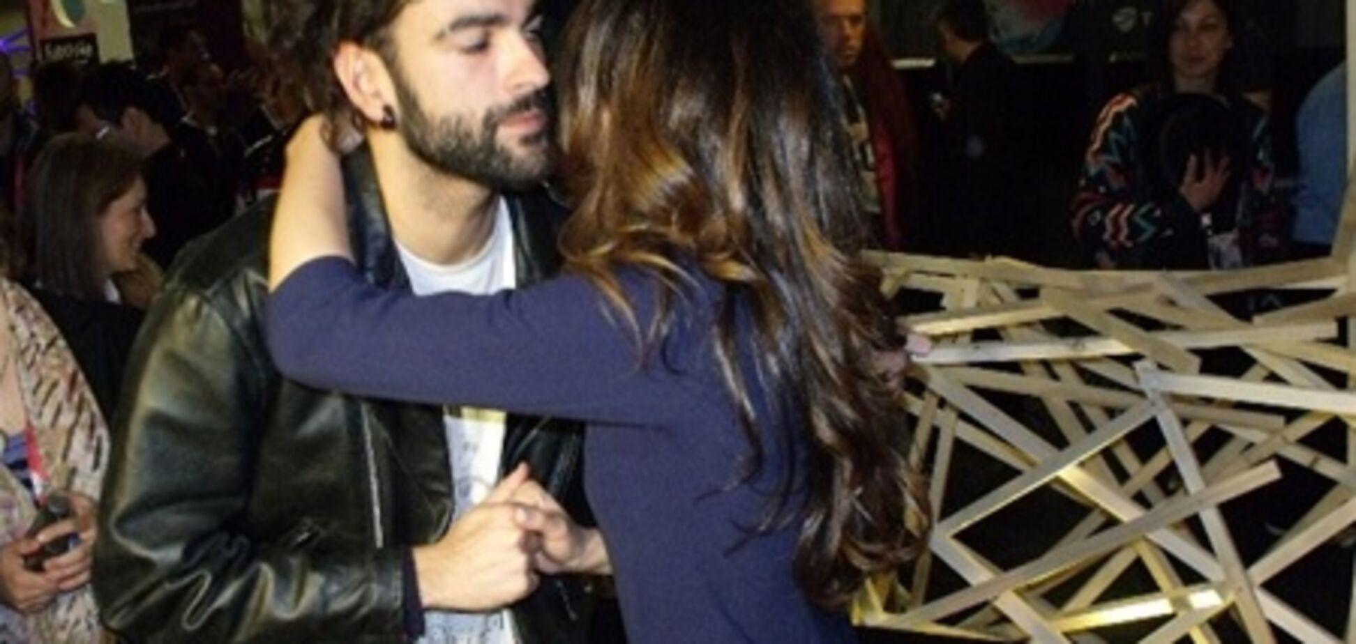 Злата Огневич познакомилась с симпатичным итальянцем на Евровидении