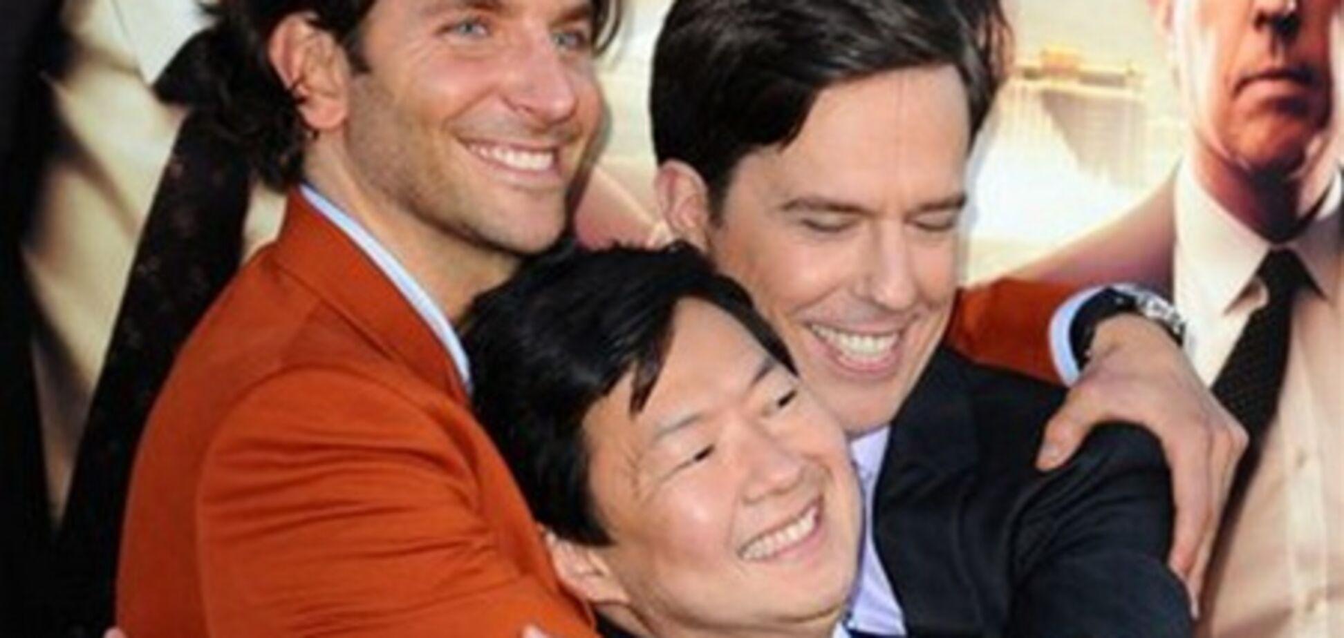 'Мальчишник 3' в Голливуде
