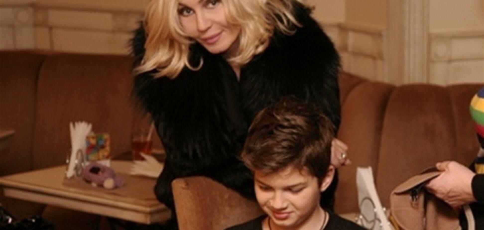У будинку Білик готує її 13-річний син