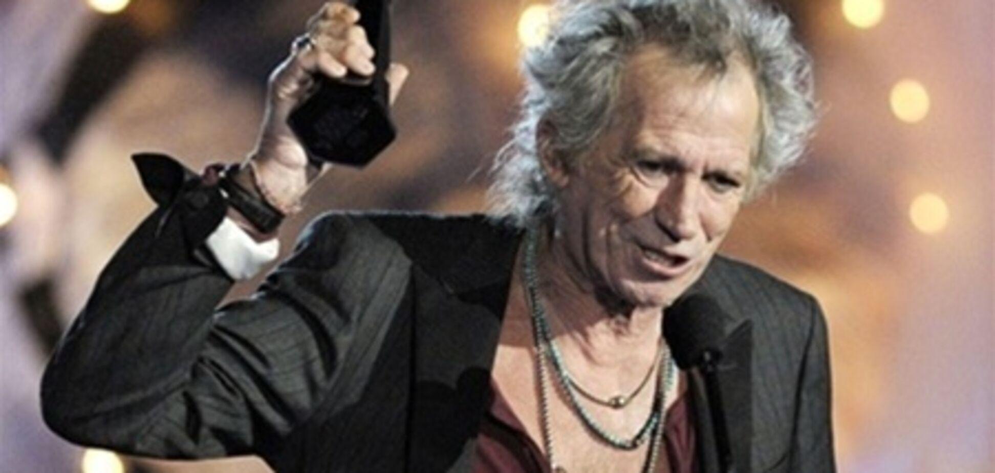 Гитаристу The Rolling Stones светит штраф за долг полувековой давности