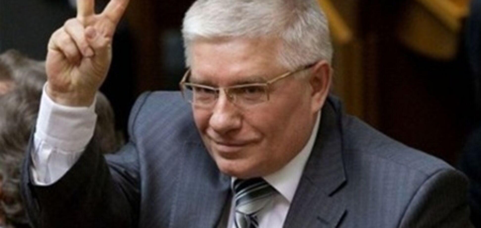 Чечетов про опозицію: вони на хр ... н нікому не потрібні