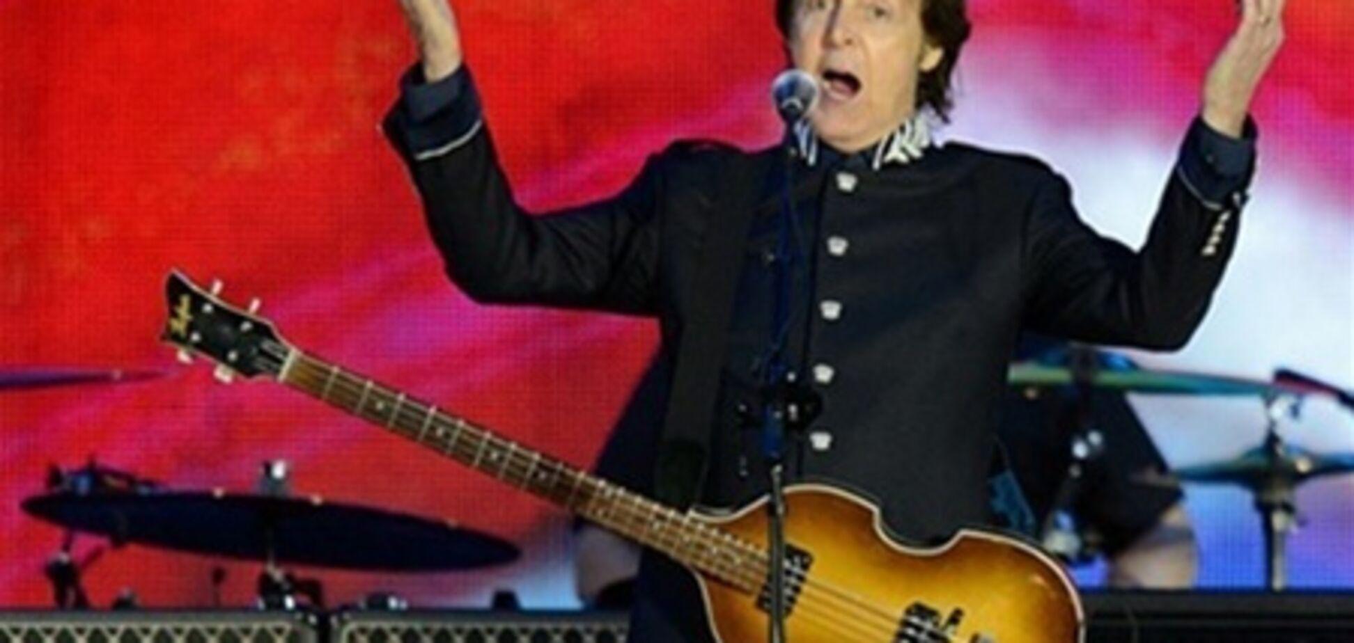 Пол Маккартні закликав звільнити учасниць Pussy Riot