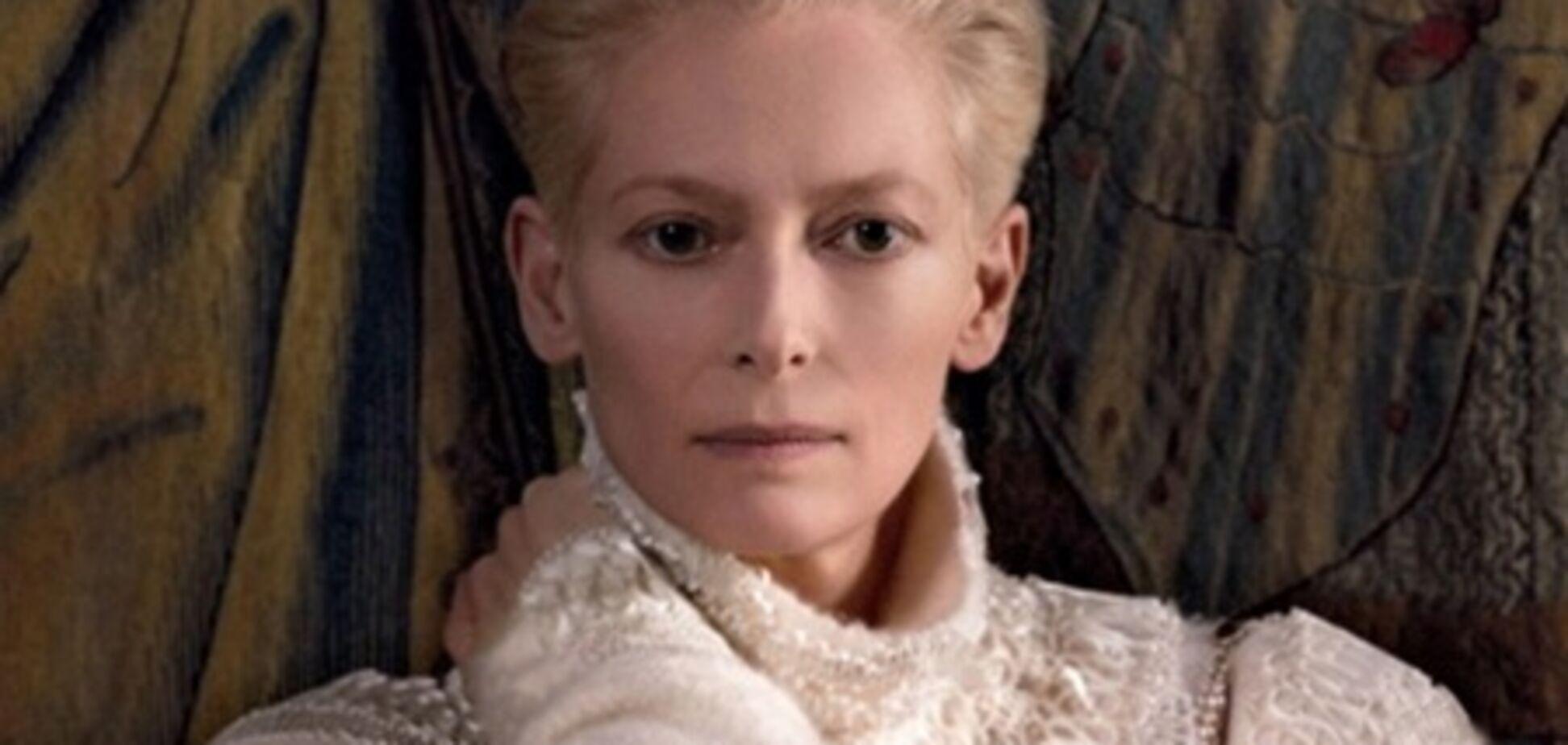 Тильда Суинтон: самая неблондинистая блондинка