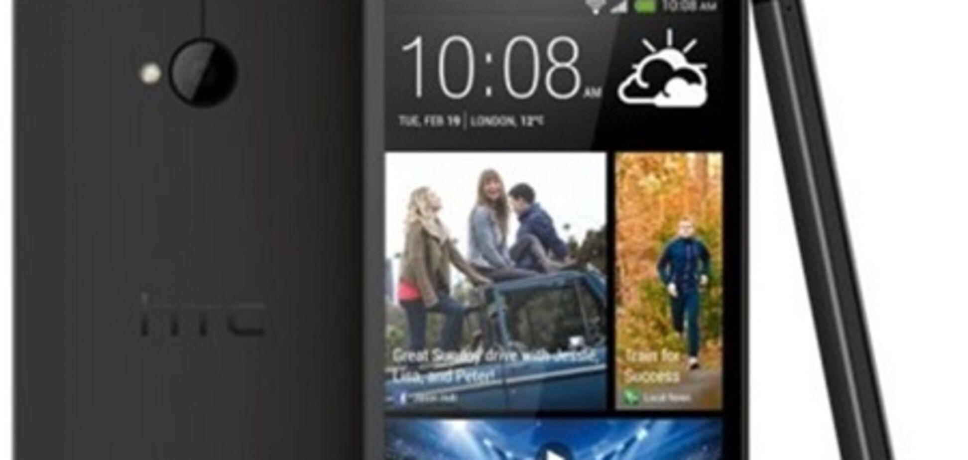 HTC продал 5 млн One