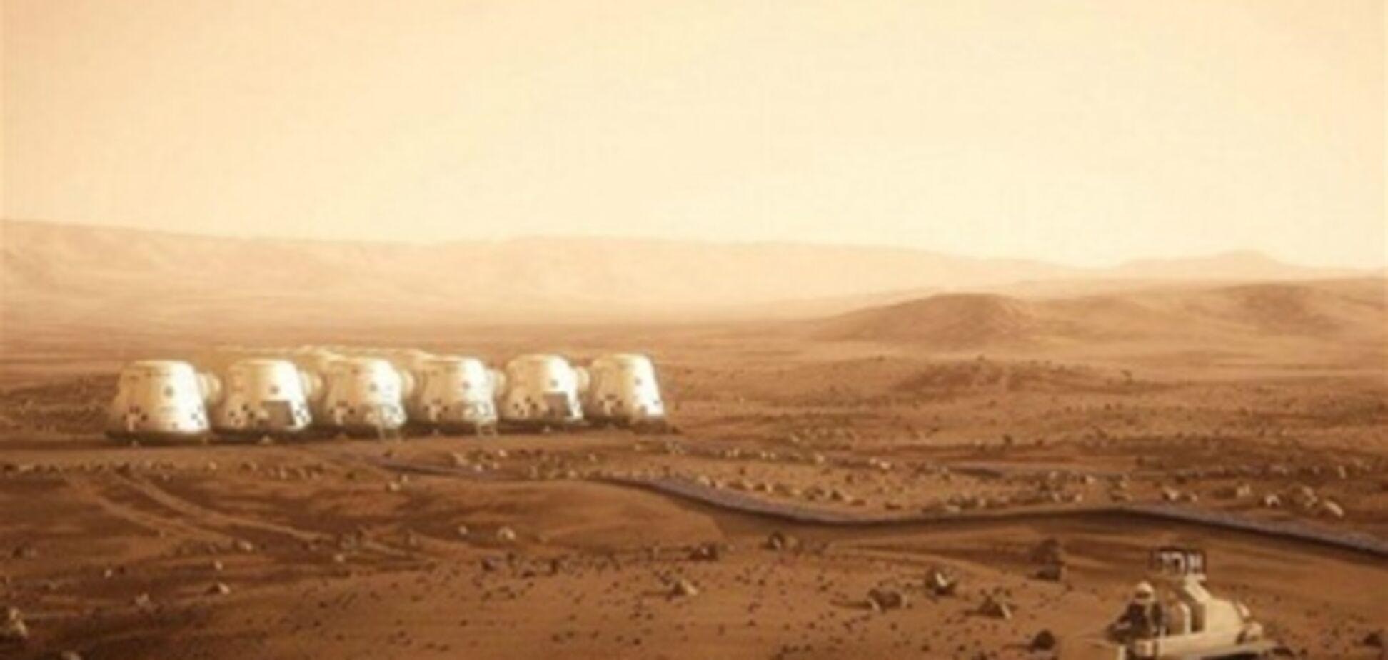 Десять тысяч китайцев собираются на Марс